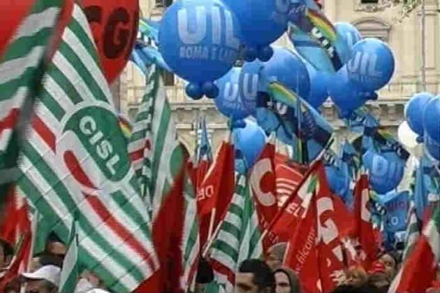Lavoro. Il 26 giugno Cgil Cisl Uil in piazza per cambiare scelte  Governo