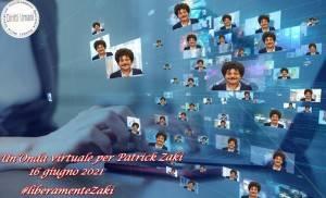 CNDDU #LiberamenteZaki:nel giorno del suo compleanno,16 giugno, sostegno web
