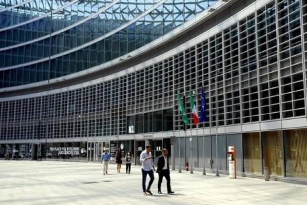 Busta con materiale sospetto a Regione Lombardia