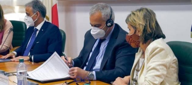 Il capo della Polizia Giannini firma intesa con le polizie del sud-est asiatico