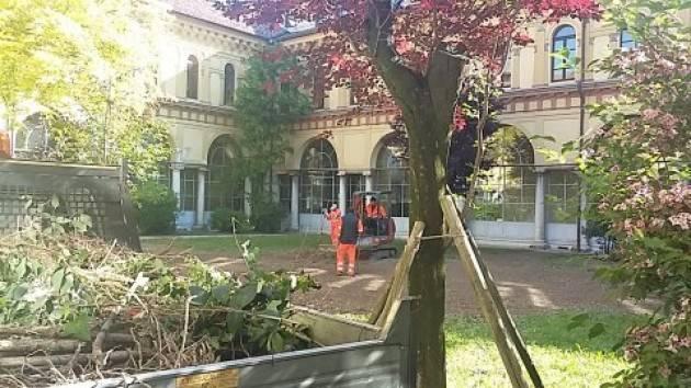 Cremona Aree verdi pubbliche, avviate la manutenzione e la messa in sicurezza