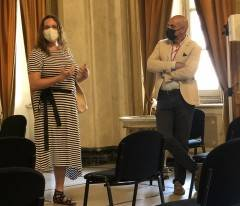 UNA GRADITA SORPRESA AL TEATRO PONCHIELLI Cremona