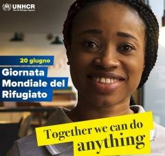 Cremona 20 Giugno - Giornata Mondiale del Rifugiato 2021