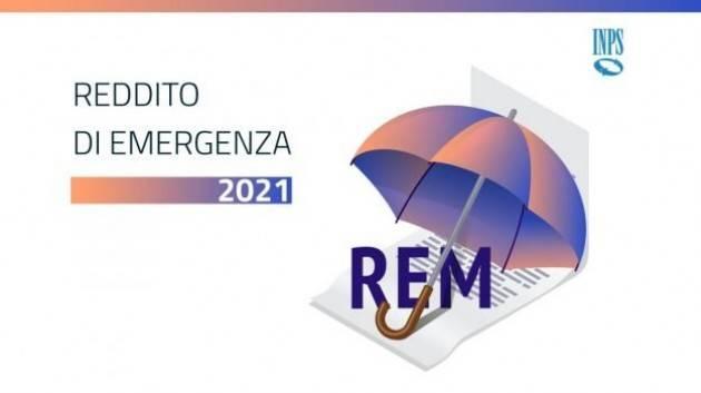 Cremona INPS: Reddito di Emergenza Presentazione nuove domande