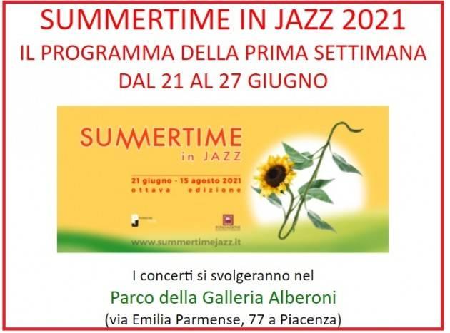 Jazz Piacenza Dieci concerti dal vivo in due settimane