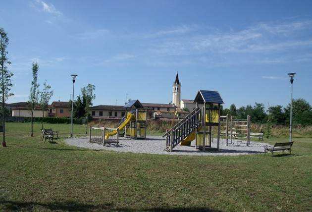 Cremona Boschetto, entro estate completata  riqualificazione parco via Verdello