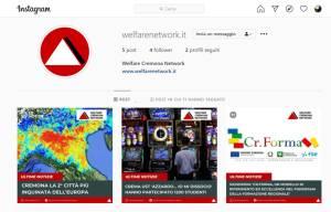 Nasce il nuovo account Instagram di Welfare Network