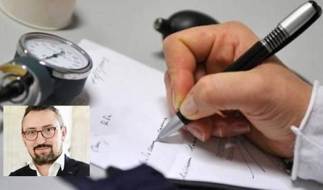 Matteo Piloni  (Pd)  SOS MEDICI DI BASE. 4 PROPOSTE ALLA REGIONE