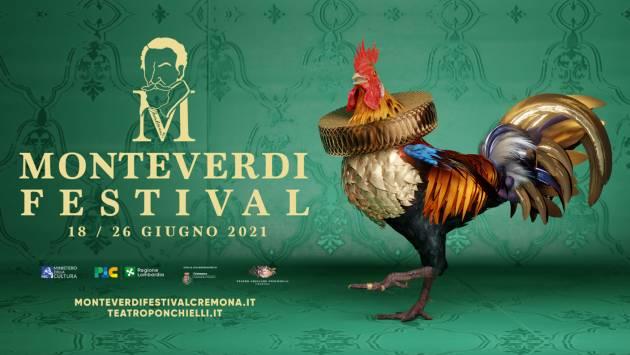 Cremona MONTEVERDI FESTIVAL 2021 – 24 giugno