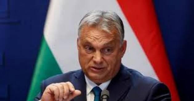Sassoli scrive a von der Leyen sull'Ungheria: la Commissione Ue applichi il regolamento sullo stato di diritto