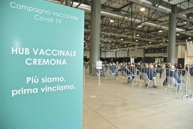 Vaccinazioni HUB Cremona , troppi malori | Elia Sciacca (CR)