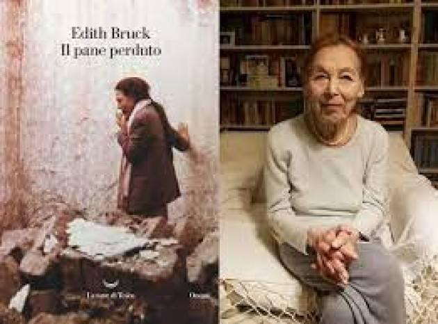 Edith Bruck nuova Vicepresidente della Società Dante Alighieri