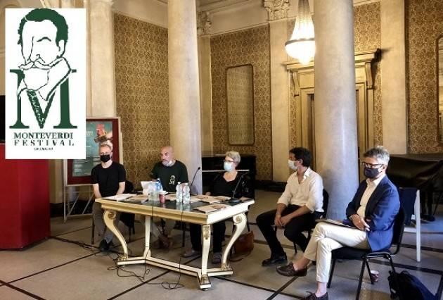 Cremona Teatro Ponchielli Festival MONTEVERDI 2022 ANTICIPAZIONE