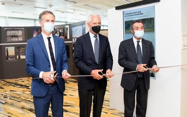 Lombardia, inaugurata la mostra sui 60 anni del Pirellone