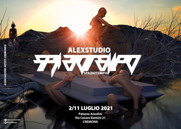 Associazione Artisti Cremonesi presenta  'SPAZIOTEMPO' di Alexstudio