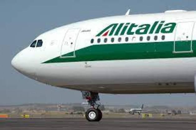 ADUC Alitalia continua a succhiare soldi pubblici e vendere biglietti