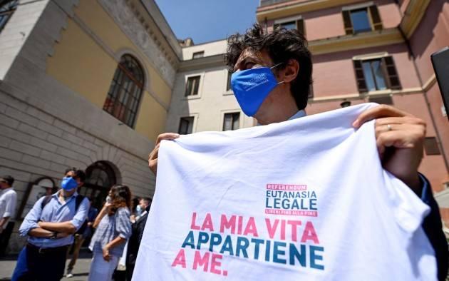 I Giovani Comunisti Crema sostengono legalizzazione dell'eutanasia