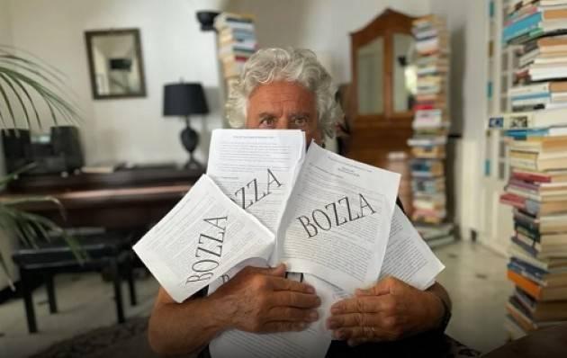 Grillo rompe con Conte: non ha visione politica
