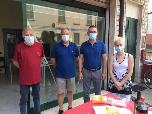 News dal PD Romanengo : pagina Facebook e visita Matteo Piloni