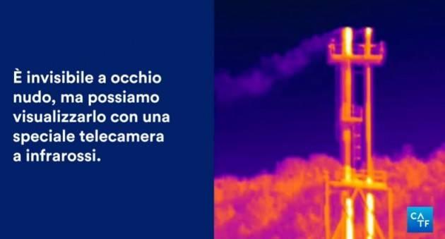 Filmato sulle emissioni di metano nel settore Oil & Gas in Italia