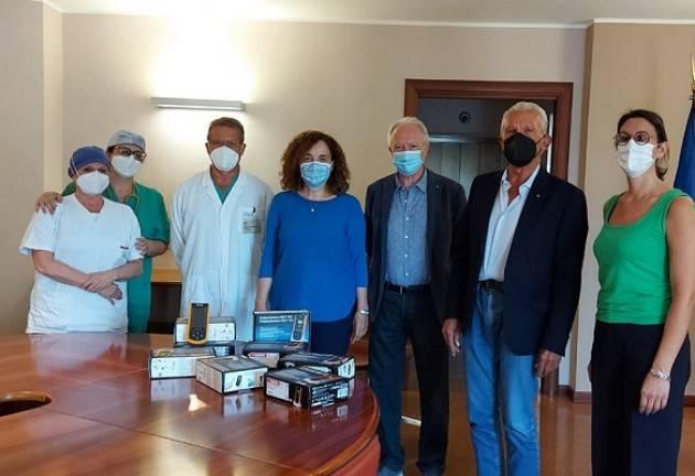 Asst Crema Ancora una donazione per i pazienti dei reparti