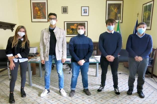 I ringraziamenti del Presidente della CPS di Cremona a Fabio Molinari