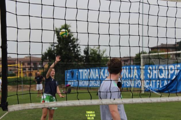Torneo di green volley a 4 a Ripalta Cremasca