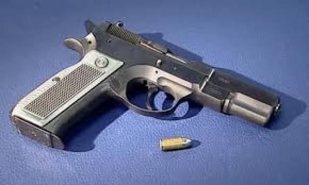 Traffico di armi da fuoco