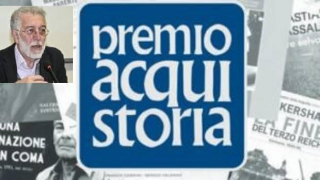 Castelleone Gian Carlo Corada presenta i 5 libri finalisti del Premio Acqui Storia