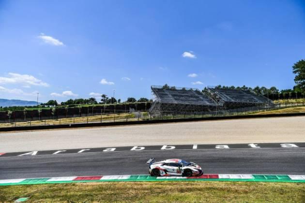 Mugello agrodolce per Pietro Perolini, nel Campionato Gran Turismo Endurance