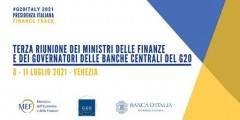 I Ministri delle Finanze e i Governatori delle Banche Centrali del G20 a Venezia