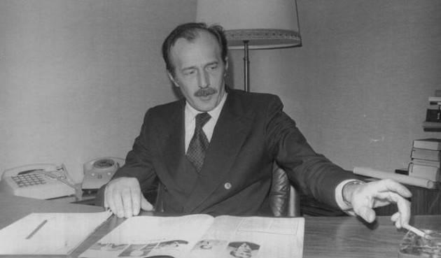 CNDDU  42° Anniversario morte Giorgio Ambrosoli: proposta didattica
