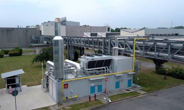 Orzinuovi (Bs), Savio Industrial: meno 10.000 tonnellate all'anno di CO2