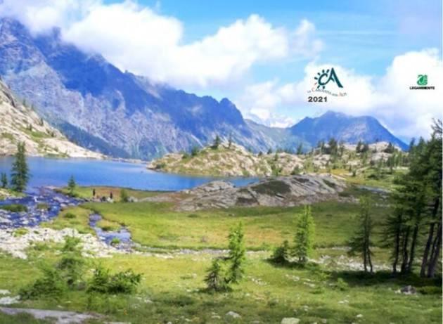18 bandiere verdi e le 9 nere 2021 di Carovana delle Alpi