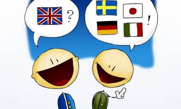 Lingue d'Europa, in una mappa le difficoltà di apprendimento