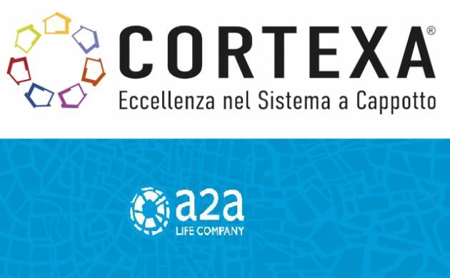 Milano A2A e Cortexa, accordo per la riqualificazione energetica