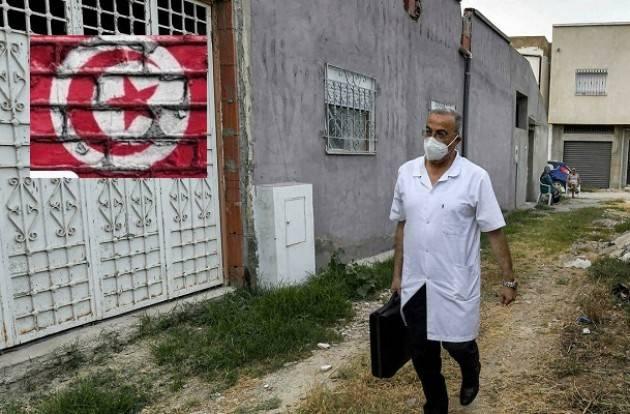 Un proposta per un' aiuto concreto al popolo tunisino era Covid| Marco Baratto