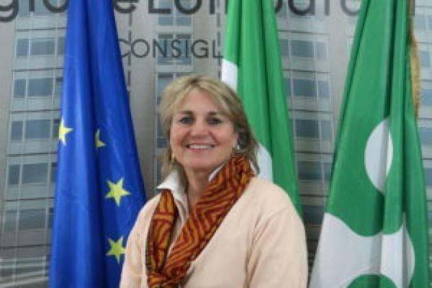 Elisabetta Strada (Lombardi Civici Europeisti): SALUTE LOMBARDIA – GREEN PASS