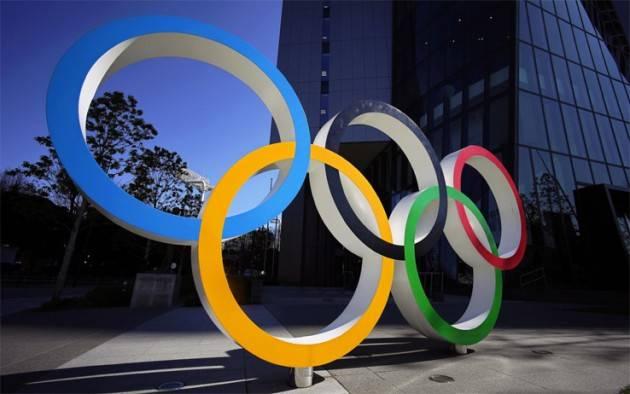 La  Bissolati  alle Olimpiadi Tokio 2020(1)  con  RODINI ,  GENTILI,  ARRIGONI