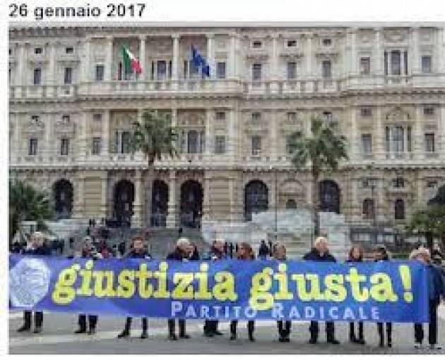 Anche Luciano Pizzetti firma due REFERENDUM GIUSTIZIA GIUSTA
