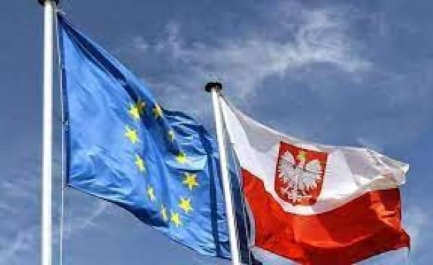 Ue - Polonia: è scontro