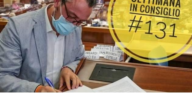 Matteo Piloni (PD) LOGISTICA: BASTA FAR WEST. ECCO LA 'MIA' PROPOSTA DI LEGGE