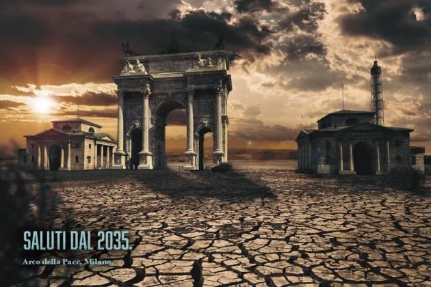Milano SICCITÀ E CRISI IDRICA: L'ESTATE DEL 2035 RACCONTATA DA UN PODCAST