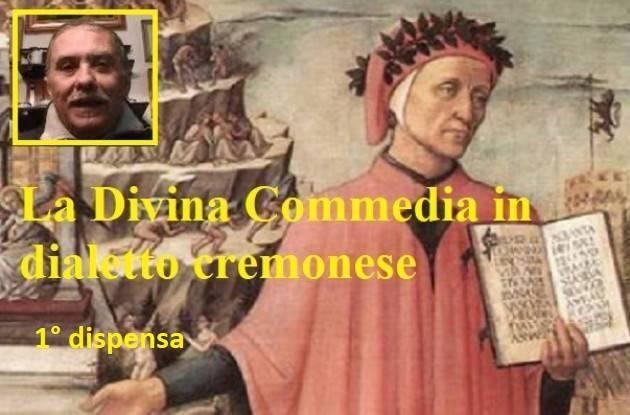 Cremona AUSER Aperte iscrizioni Corso 'dialettologia' su Dante | A.Melega