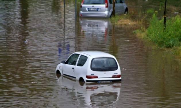 Il cambiamento climatico porterà tempeste più intense in tutta Europa