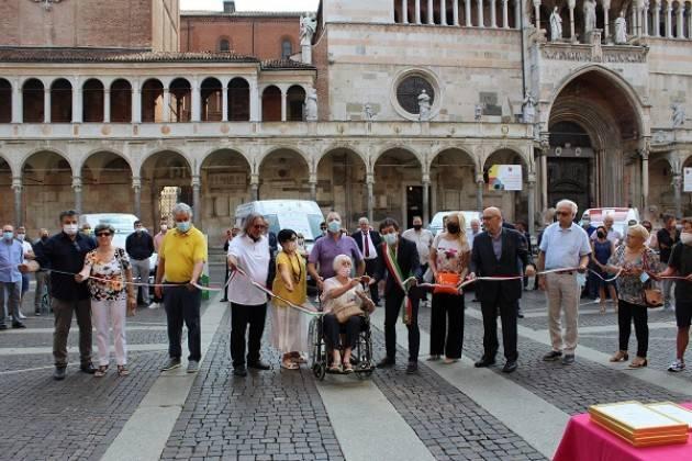Nuovi veicoli attrezzati per il Progetto di Mobilità Garantita a Cremona