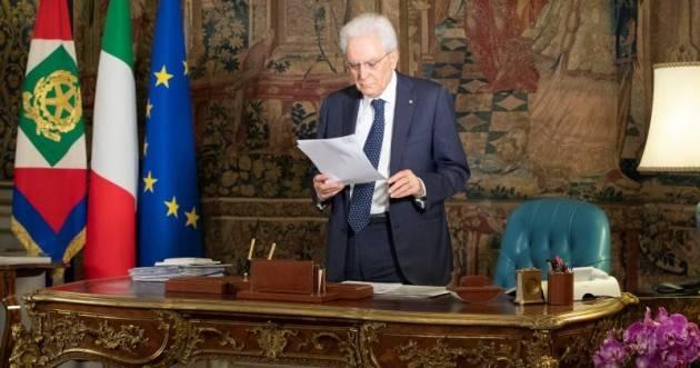 CNDDU Augurissimi al Presidente Sergio Mattarella che compie 80 anni