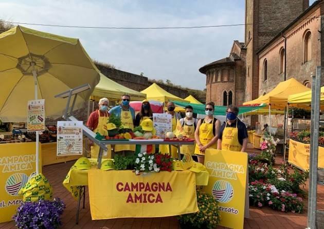 Coldiretti Campagna Amica, 'Tintarella day' al via oggi a Pizzighettone