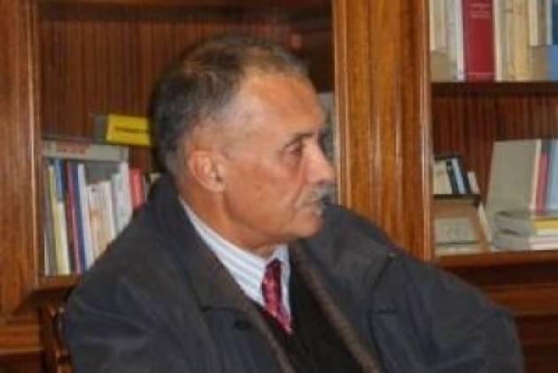 Agostino Melega  ha presentatp  il suo ultimo libro  'BARBATÙUS'