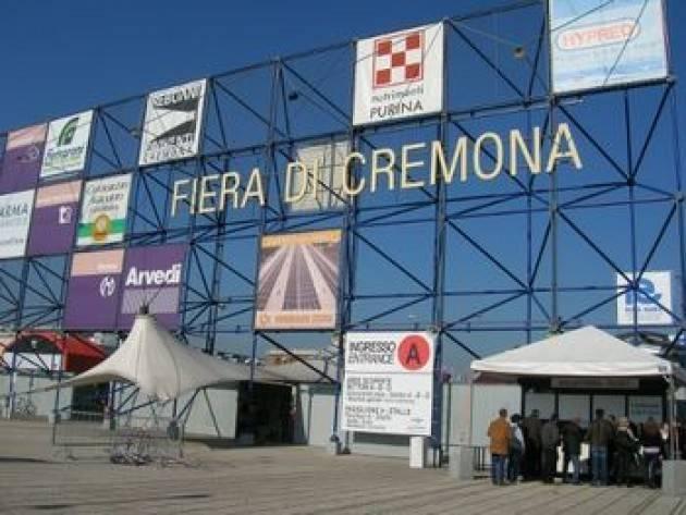 RIPARTENZA DELLE FIERE ZOOTECNICHE INTERNAZIONALI DI CREMONA